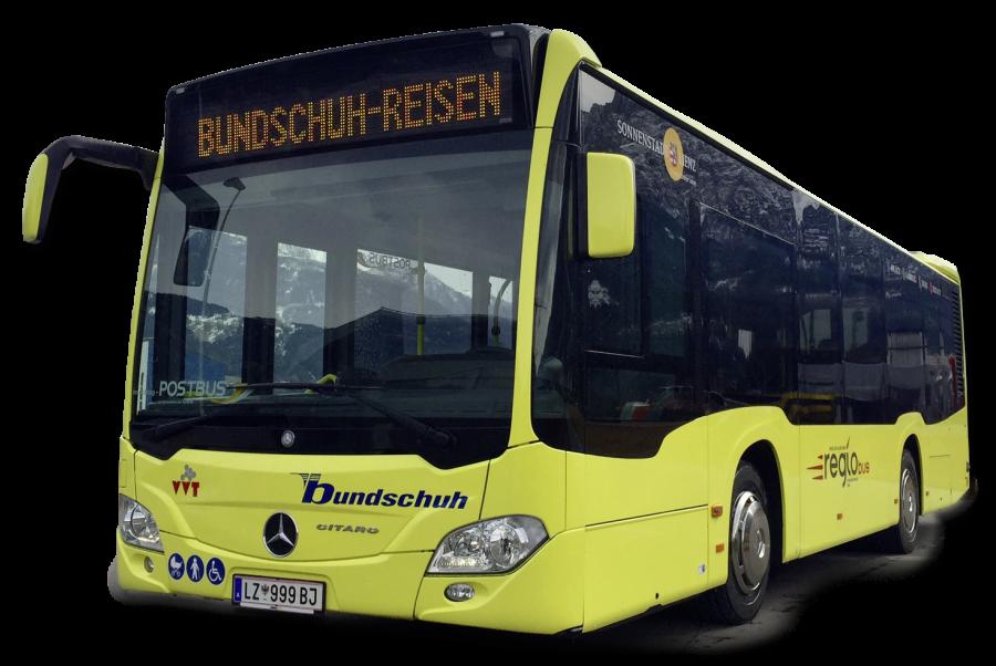 Linienbus Bundschuh