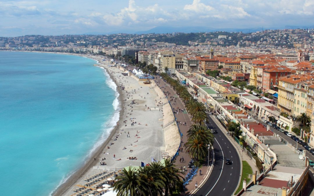 Rund um die Coté d'Azur