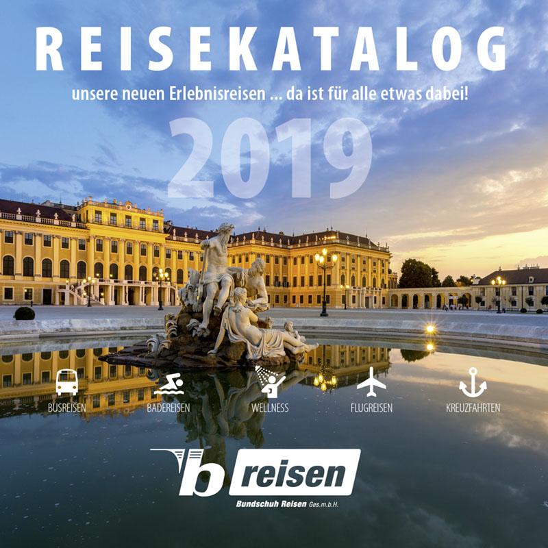 Online-Reisekatalog