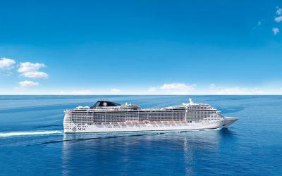 Mai Kreuzfahrt – MSC Fantasia