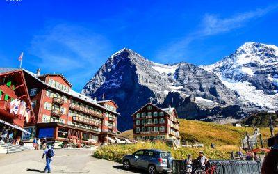 Bahnerlebnis Schweiz