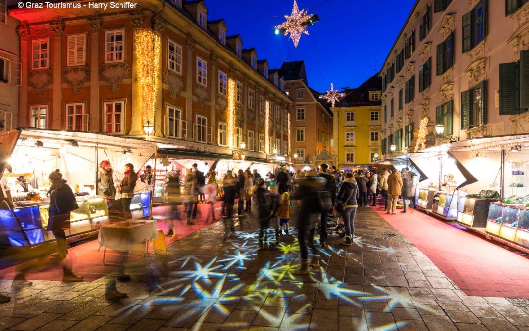 Christkindlmarkt in Graz