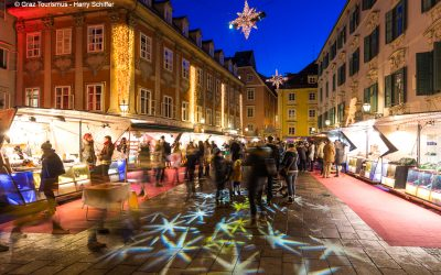 Christkindlmarkt in Graz