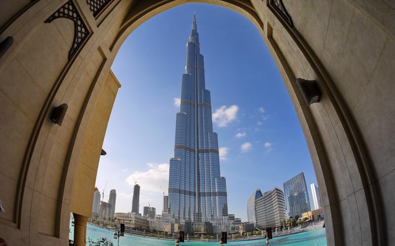 Dubai – The Palm