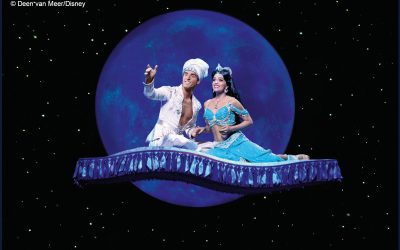 "Stuttgart – Musical ""Aladdin"""