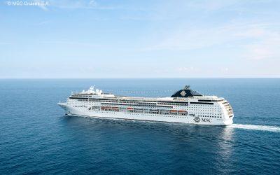 MSC Lirica – Östliches Mittelmeer
