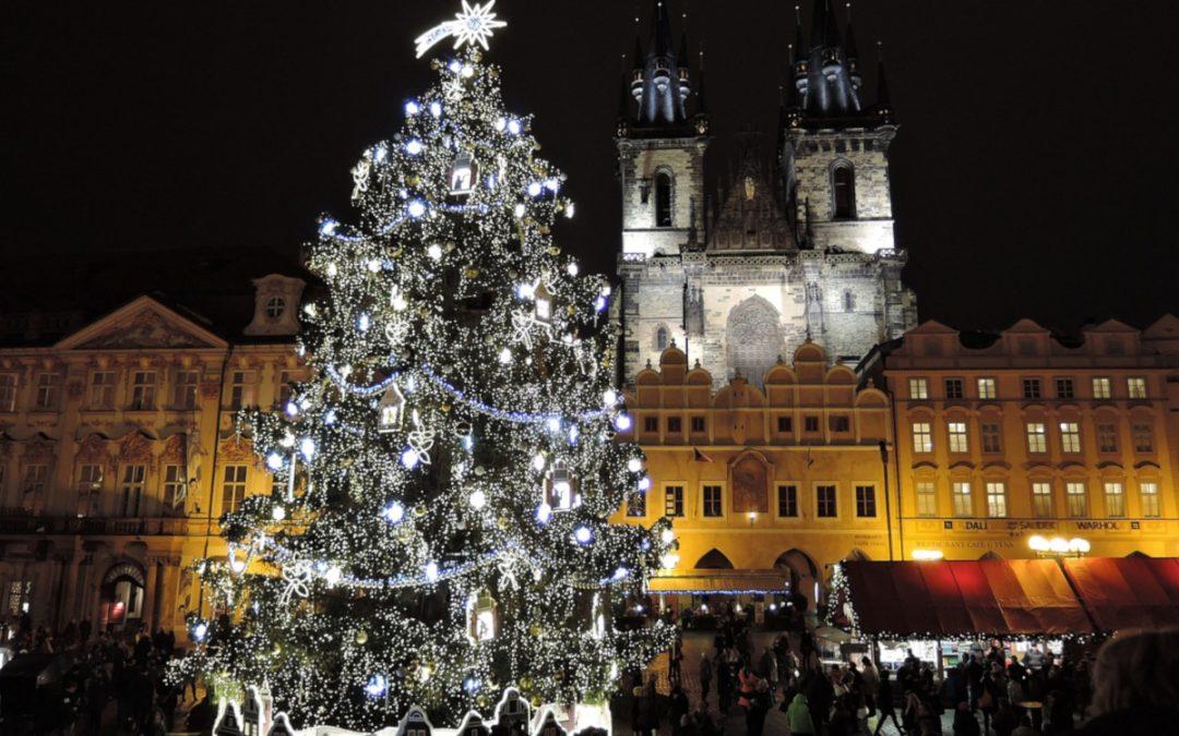Weihnachten in Prag