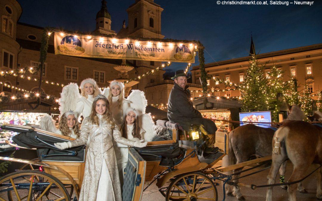 Christkindlmarkt Salzburg
