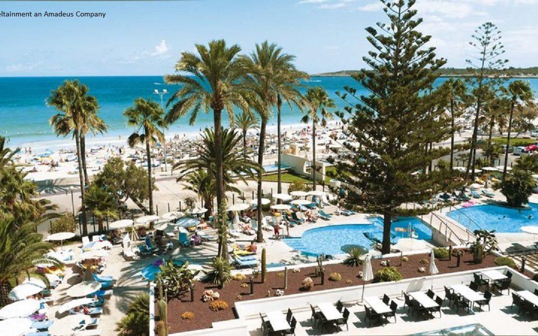 Mallorca – 4* Hotel CM Playa del Moro