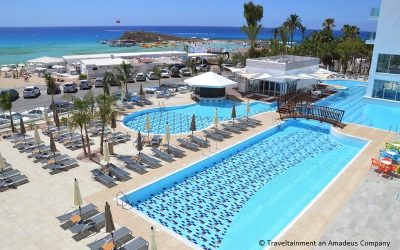 Zypern – 4* Hotel Vassos Nissi Plage
