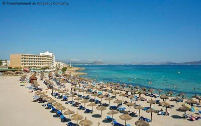 Mallorca – 4* Hotel Ferrer Concord Hotel & Spa
