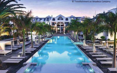 Lanzarote – 5* Hotel Barcelo Teguise Beach