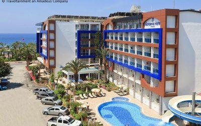 Türkei – 4* Gardenia Hotel
