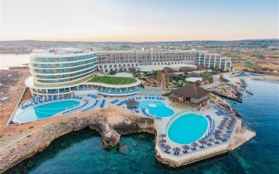 Malta – 4* Hotel Ramla Bay Resort