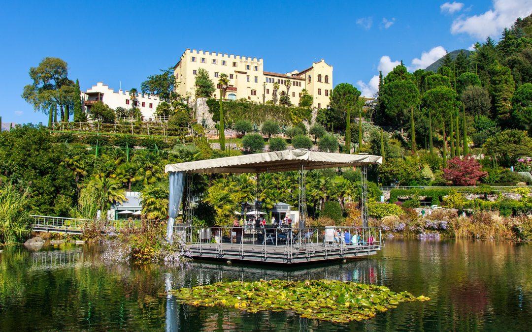 Meran – Die Gärten von Schloss Trauttmansdorff