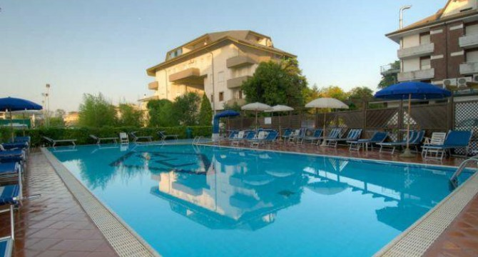 Lignano – 4*Hotel Consuelo