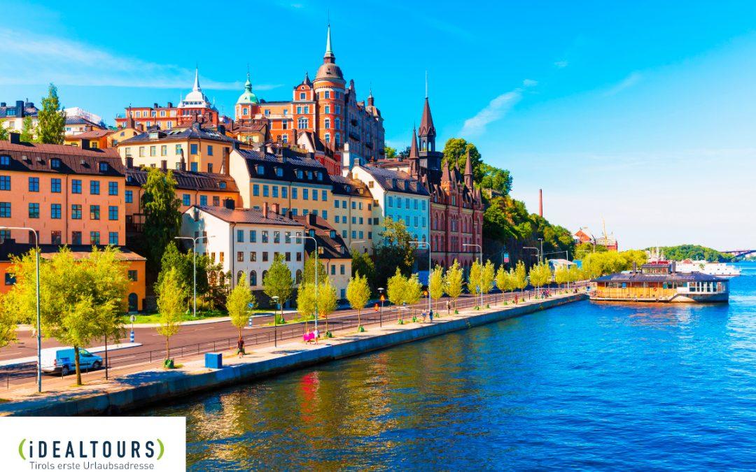 Stockholm zu Midsommar
