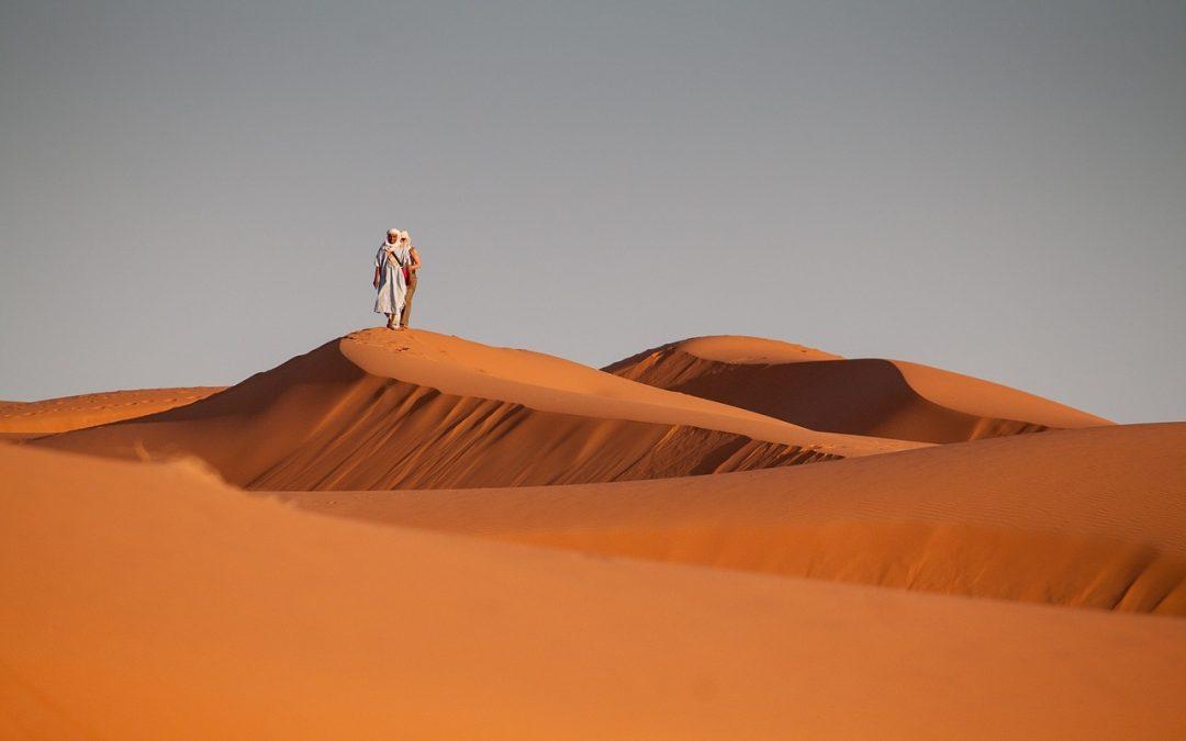 Marokko – auf den Spuren der Mauren